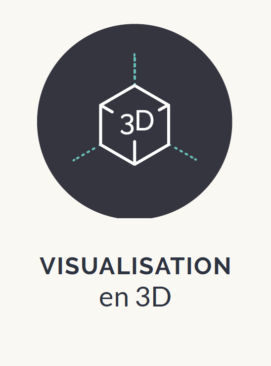 Visualisation en 3D